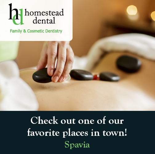 Spavia Centennial Recommendation by Homestead Dental