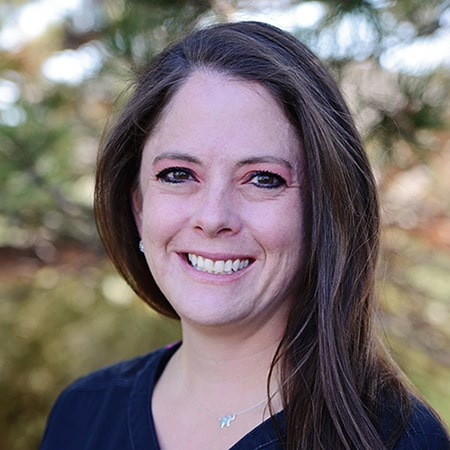 Homestead Dental team member Erin, who is a dental assistant