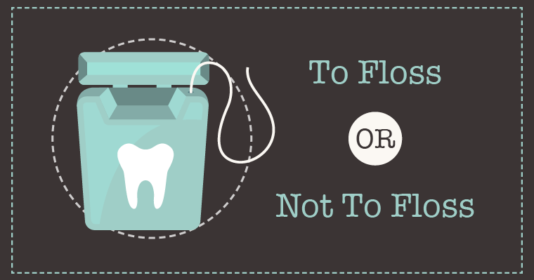 should you floss or not
